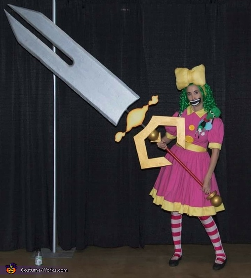 Gertrude from I Hate Fairyland Costume