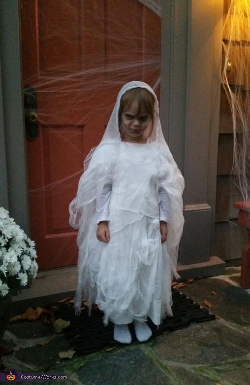 Ghost Costume