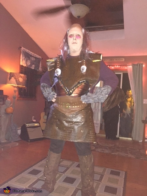 Ghostbusters 2 Vigo the Carpathian Costume