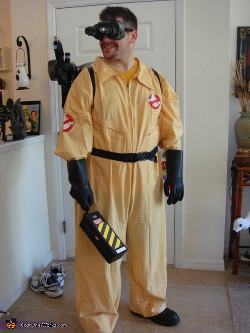 Ghostbuster accessories, Ghostbusters and Slimer Group Costume