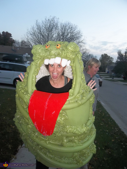 Slimer, Ghostbusters Costume