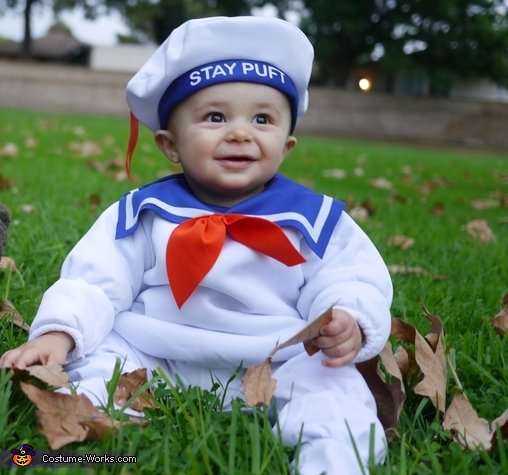 Stay Puft, Ghostbusters Family Costume