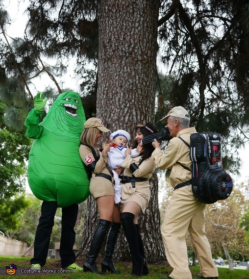 Ghostbusters Family, Ghostbusters Family Costume