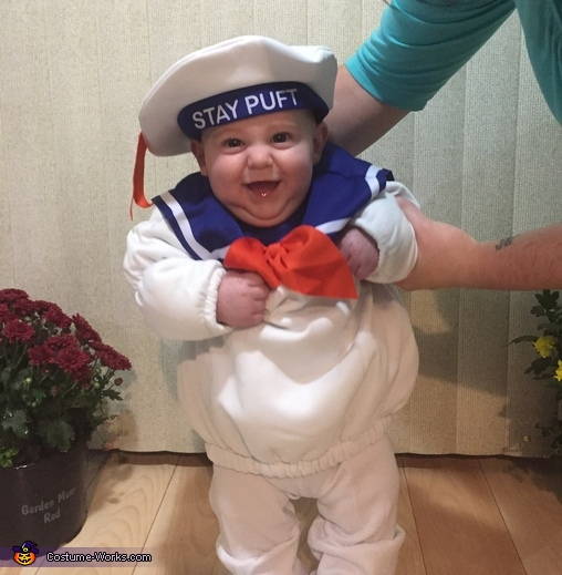 Ghostbusters Stay Puft Man & PJ Masks Costumes