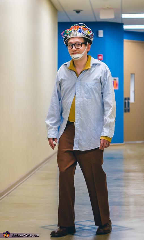 Vinz Clortho, Keymaster of Gozer, from Ghostbusters, Vinz Clortho, Keymaster of Gozer Costume