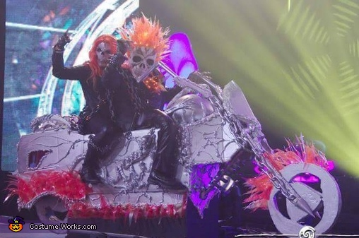 Ghostrider Costume