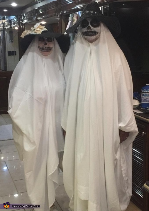 Ghosts Costume