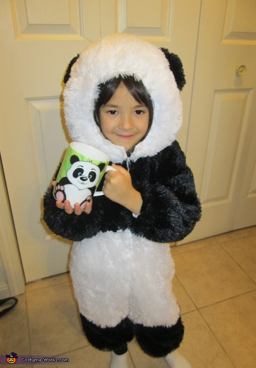Giant Panda Bear Costume