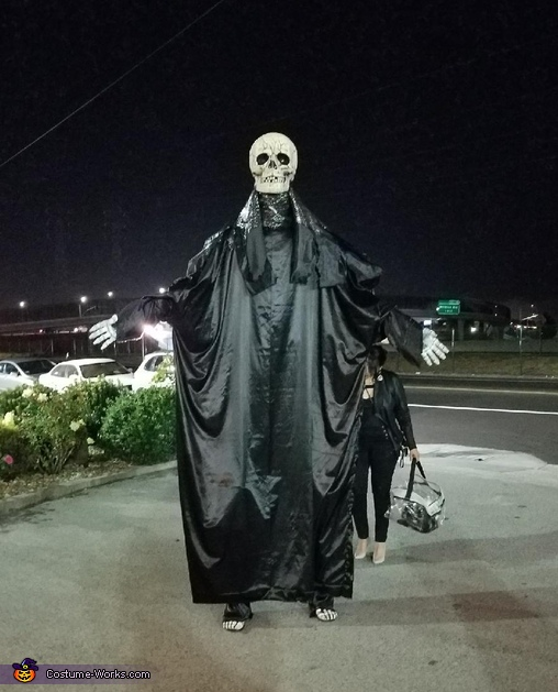Giant Skeletor Costume