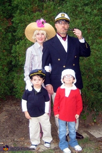 Family Costume Ideas blog image 5