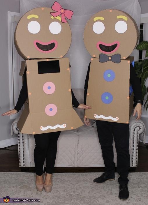 Gingerbread Cookies Costume