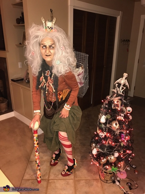Gingerbread Hag from Hansel & Gretel Costume
