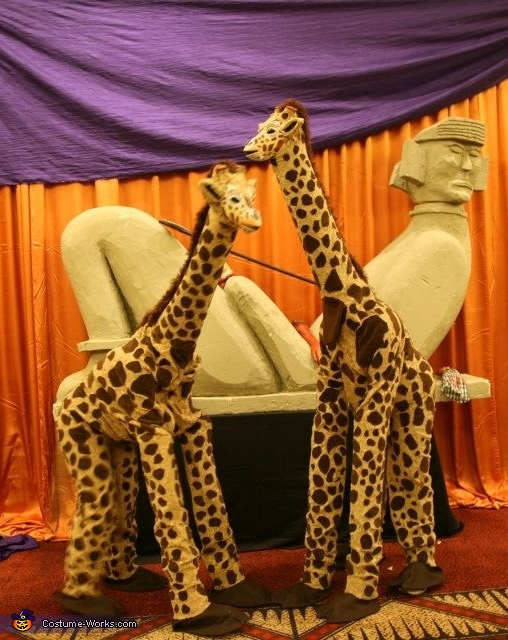 Giraffes Costume