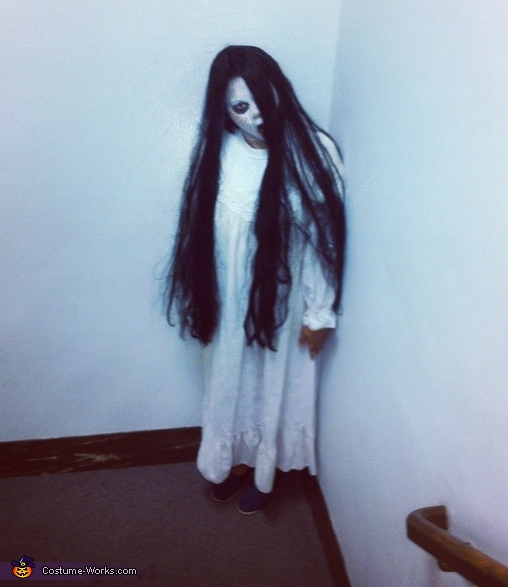Girl from the Ring Movie - Homemade costumes for women