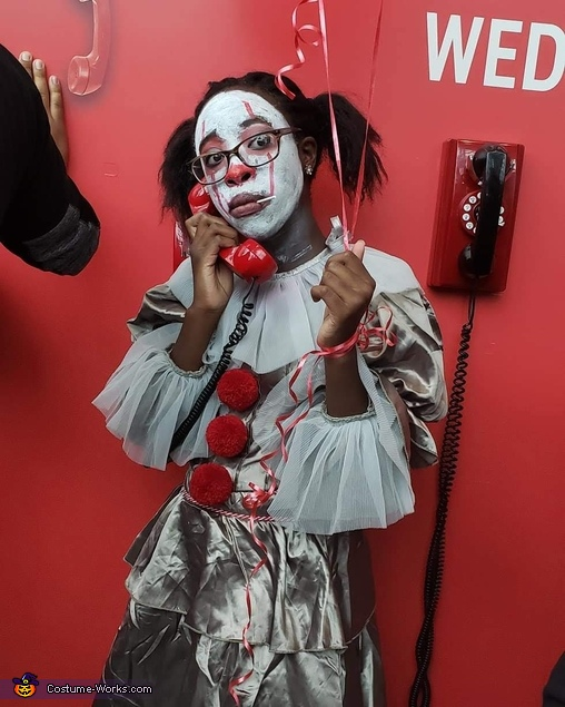 Girl Pennywise Costume
