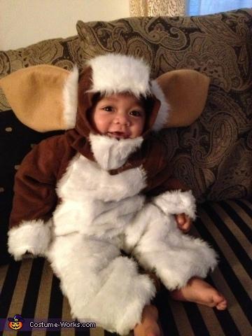 GIZMO Baby Costume