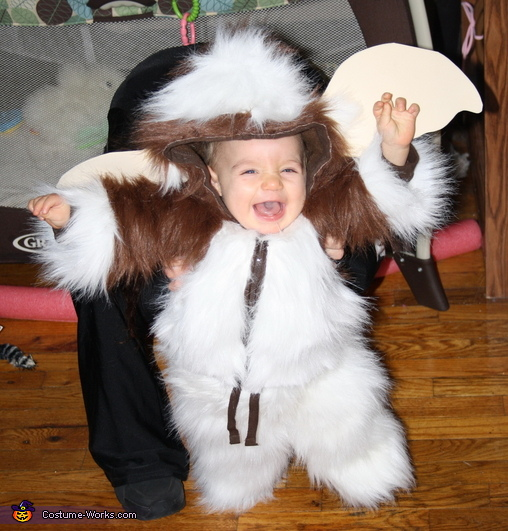 GIZMO - Homemade costumes for babies