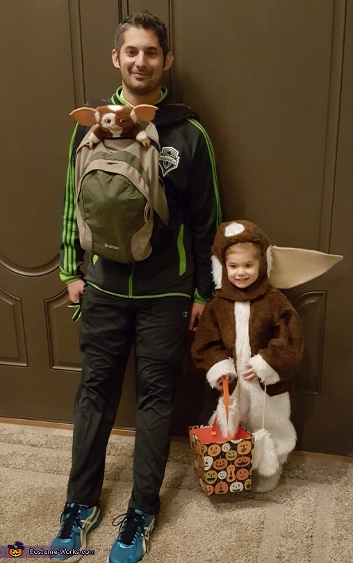 Gizmo and Dad, Gizmo Costume