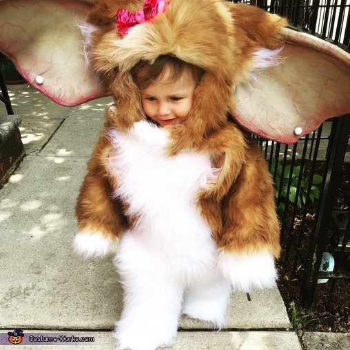 Gizmo Baby Homemade Costume