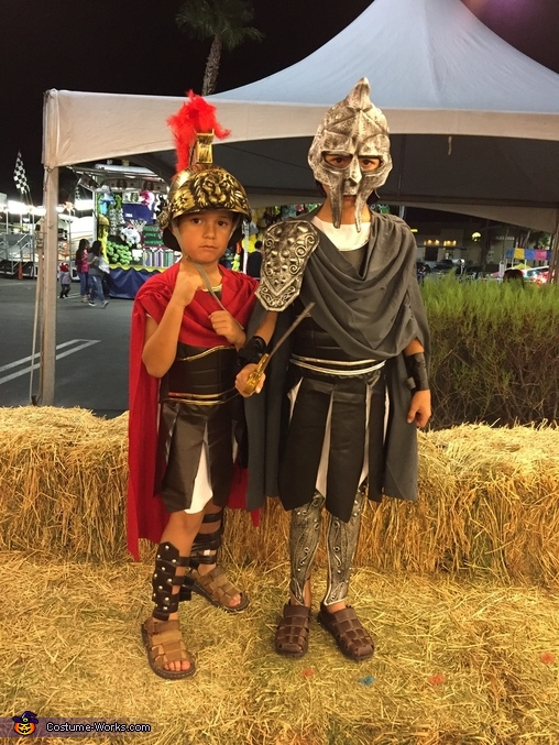 Gladiators, Gladiator Costumes