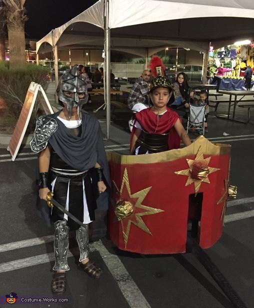 Gladiator Costumes