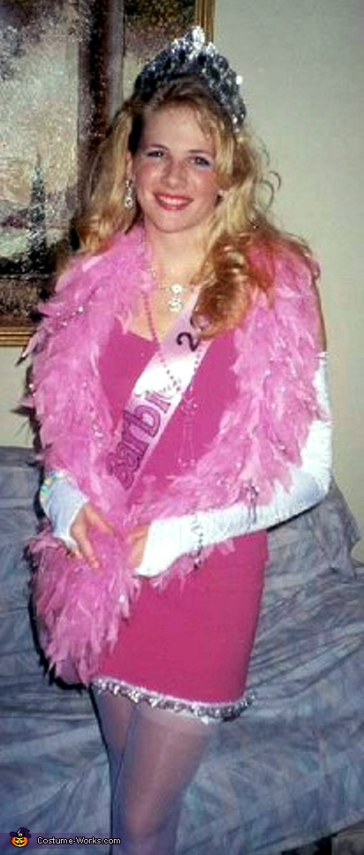 Glam Barbie Costume