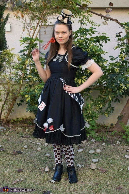 Glamorous Wonderland Costume