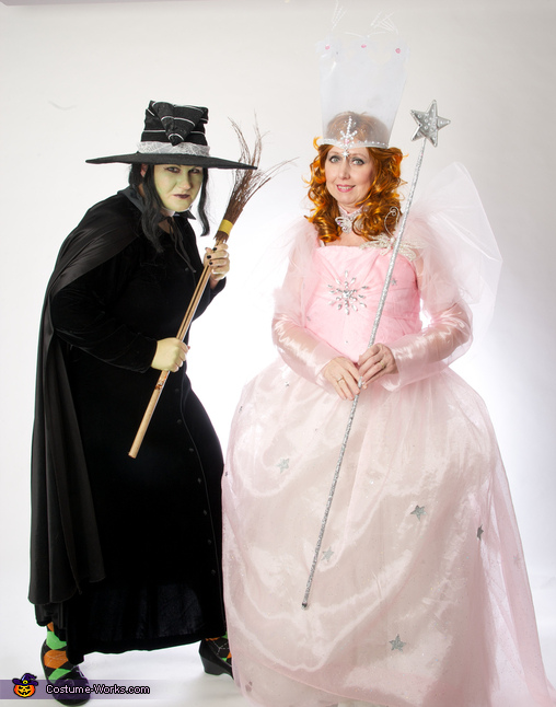 and Wicked Witch Costumes