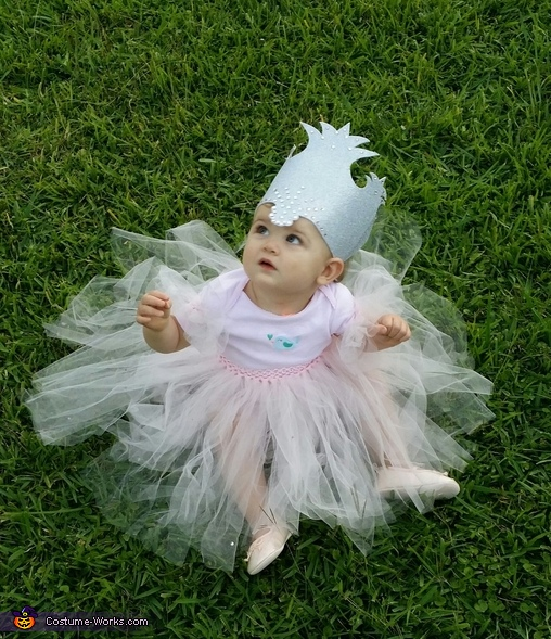 the Good Witch Baby Costume