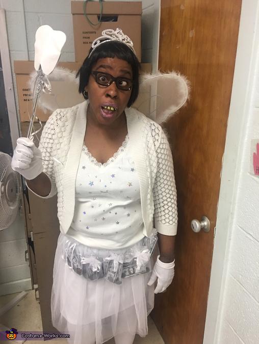 Glinda the Tooth Fairy Costume