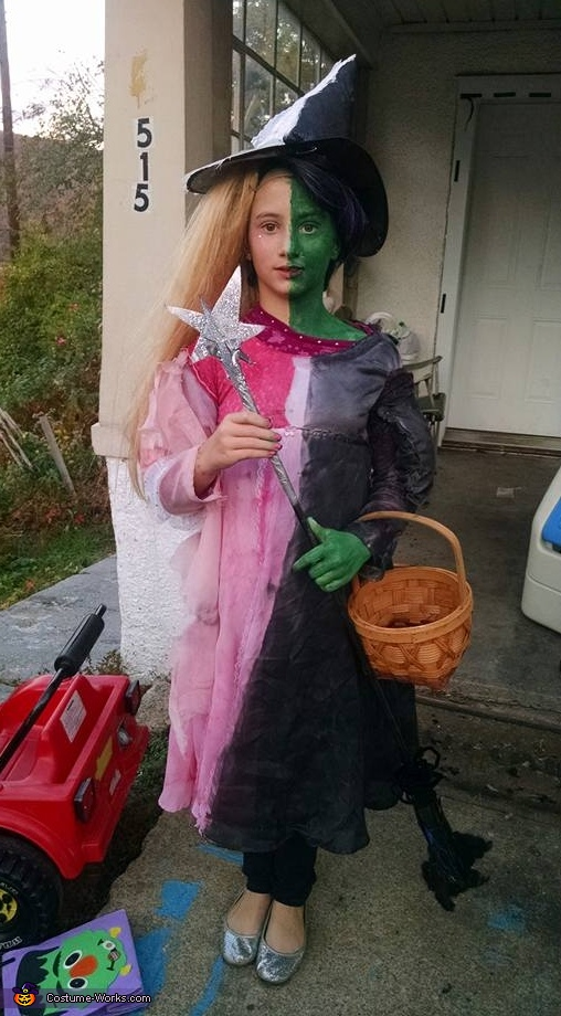 Glinda / Wicked Witch Costume
