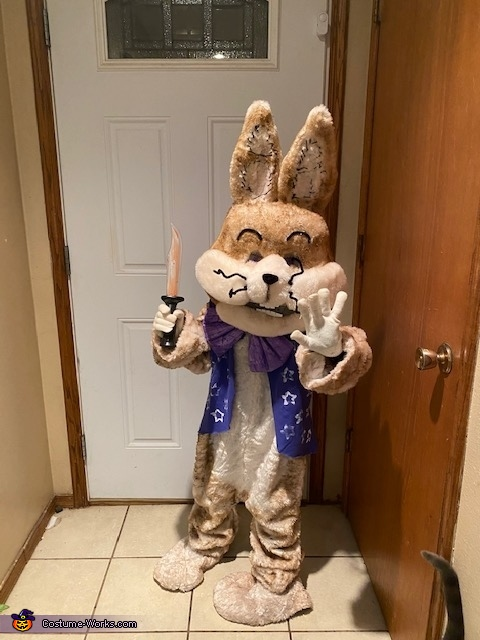 Glitchtrap (From Five NIghts at Freddy's) Costume