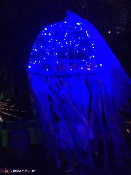 Glowing jellyfish, Glowing Jellyfish Costume