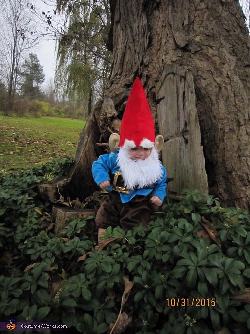 Gnome Baby Costume