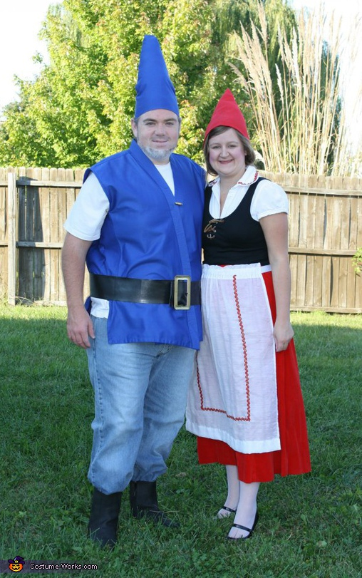 Gnomeo and Juliet Costumes