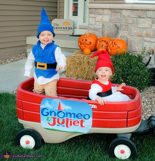 Gnomeo and Juliet Costume