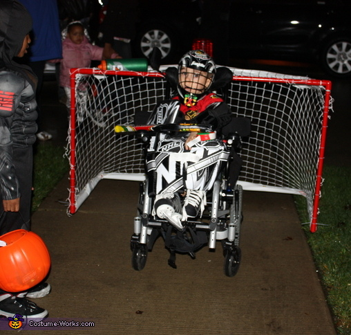 Goalie Costume