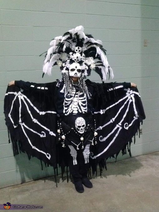Goddess of Death Costume