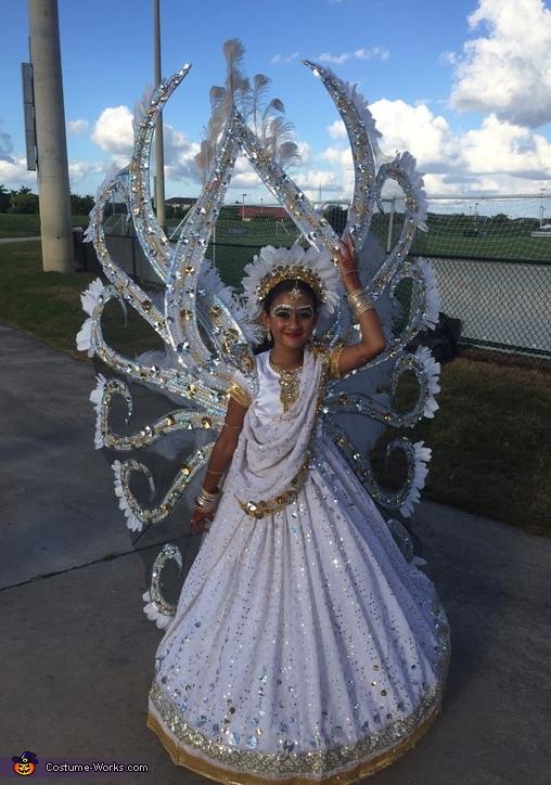 Goddess of Karma Costume