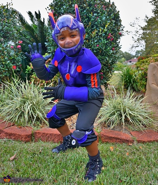 Gogo Tomago Costume For Kids
