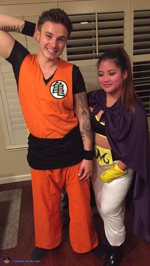 Goku & Majin Buu Costume