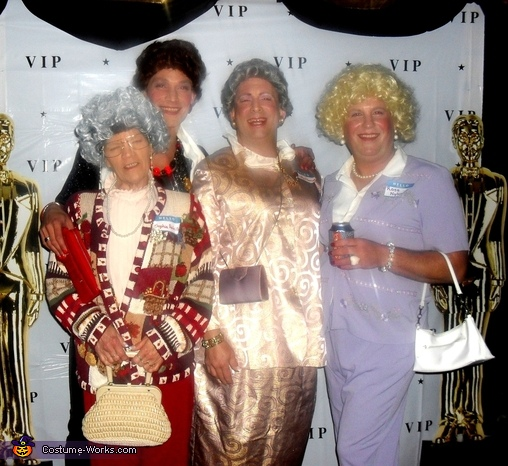 42cbfc57b The Golden Girls - Group Halloween Costume