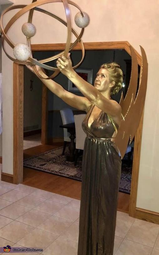 Golden Globe Award Costume