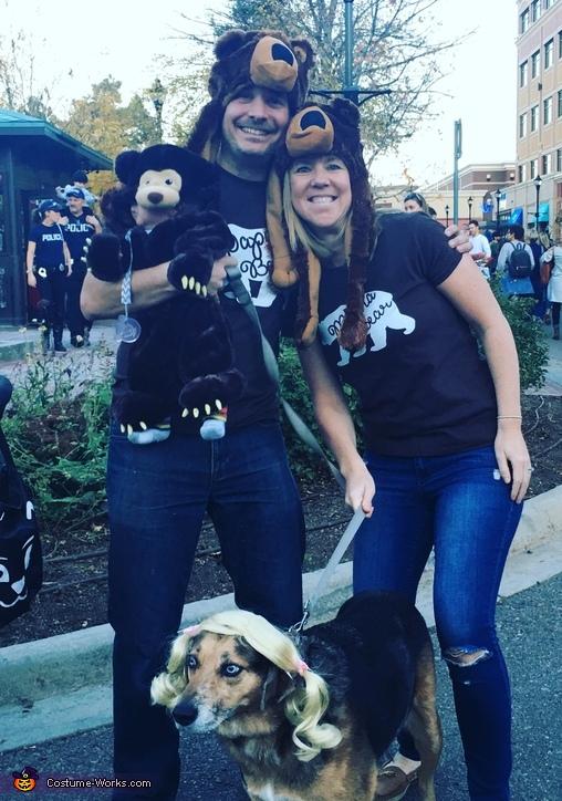 Goldilocks and the Three Bears Costume