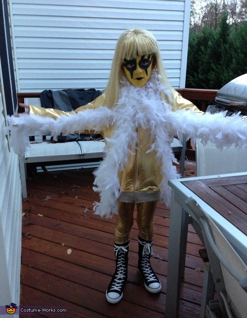 Goldust the Wrestler Costume