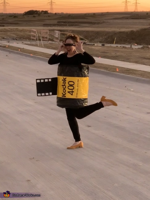Kodak moment, Gone, but not forgotten! Costume
