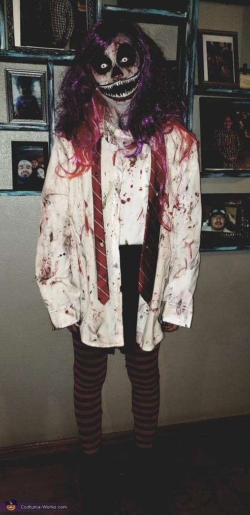Good Girl Gone Mad Costume