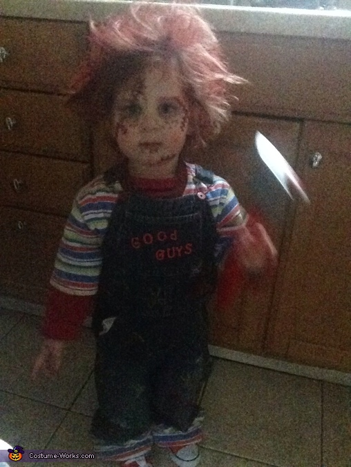 Chucky, Good Guy Chucky Costume