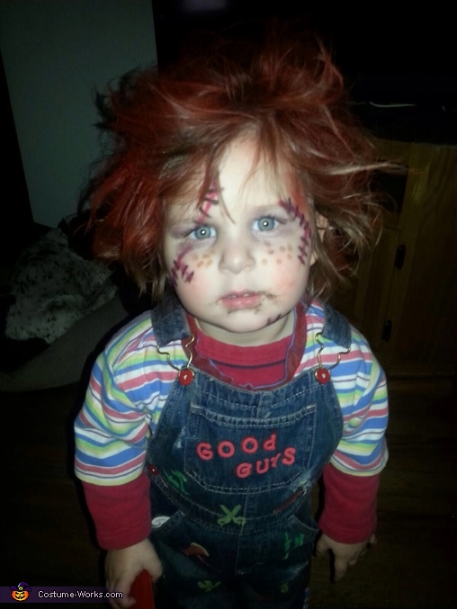 Chucky , Good Guy Chucky Costume