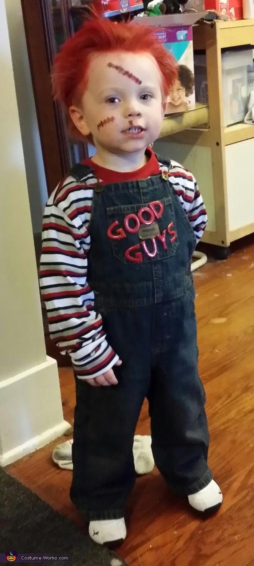 Good Guys Chucky Doll Costume